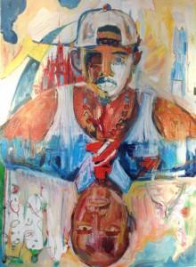 """David and Goliath"" by Chinedu Felix Osuchukwu"